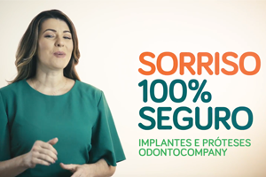 Implante é na OdontoCompany!